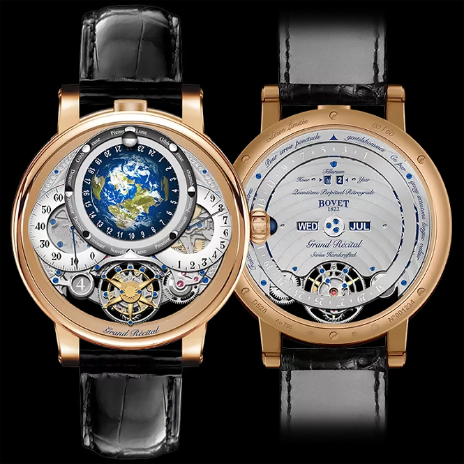 Фото №2 - Профессиональный «Оскар» за лучшие часы получил хронометр ценой в рекордные полмиллиона