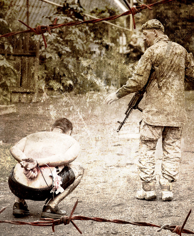 Фото №3 - Мясорубка для чайников: 25 советов по выживанию на войне, в плену и в тюрьме