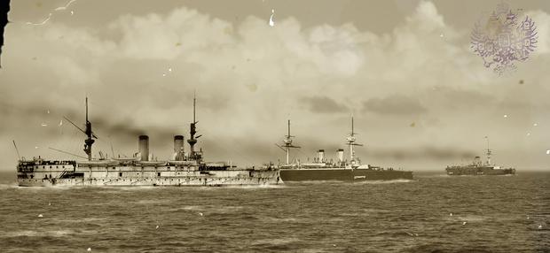 Предвоенные учения Балтийского флота