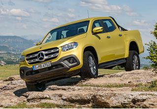 Приехали: Mercedes-Benz представил пикап