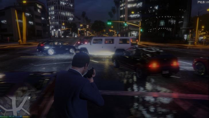 Фото №9 - Grand Theft Auto 5 сделали еще реальнее