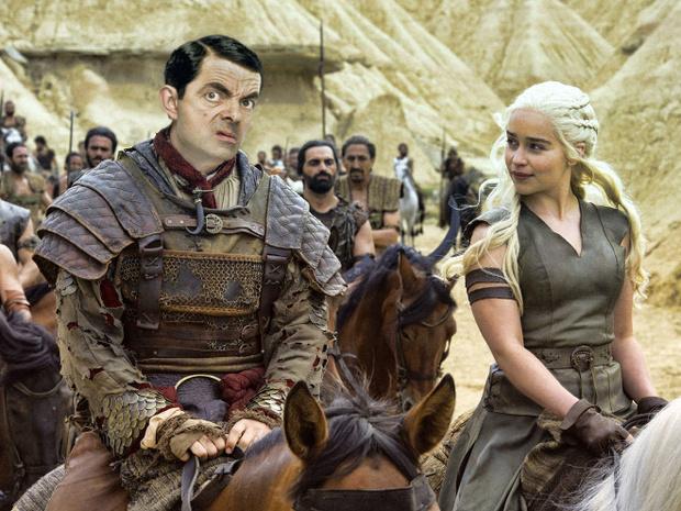 Фото №1 - Знаменитости в роли героев «Игры престолов»
