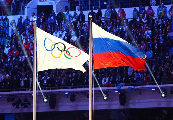 Фото №1 - «МОК, что за бред ты устроил?!» Русских спортсменов оправдали, но издевательства не закончились