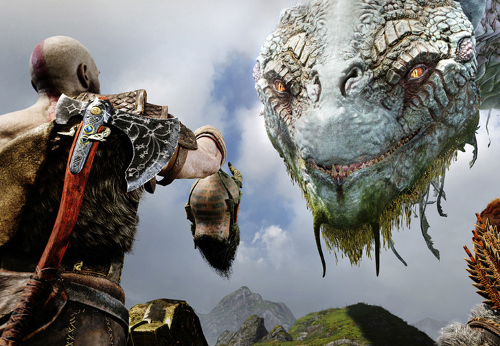 Фото №1 - God of War и другие главные игры месяца