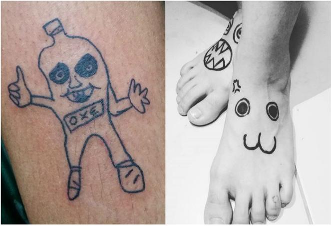 Найден худший татуировщик в мире!