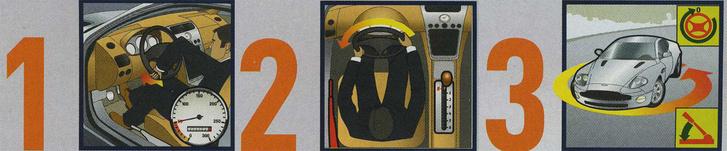 Фото №1 - Экстремальное вождение: 6 главных трюков с пошаговыми инструкциями и видеопримерами