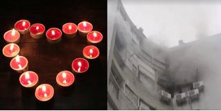 Китаец решил сделать предложение девушке и сжег гостиницу