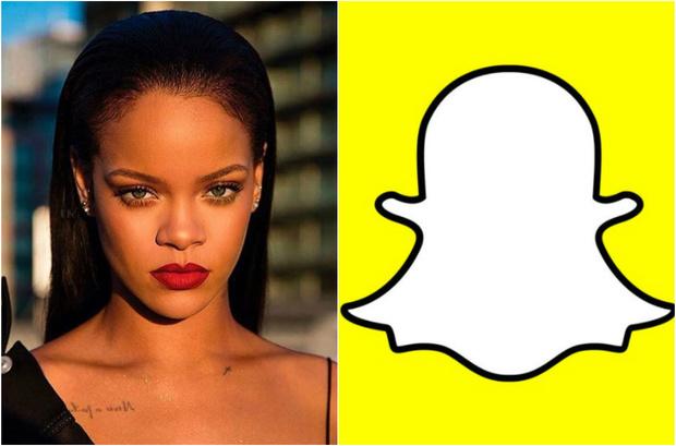 Фото №1 - Рианна осудила рекламу в Snapchat, и акции приложения обрушились почти на миллиард долларов!
