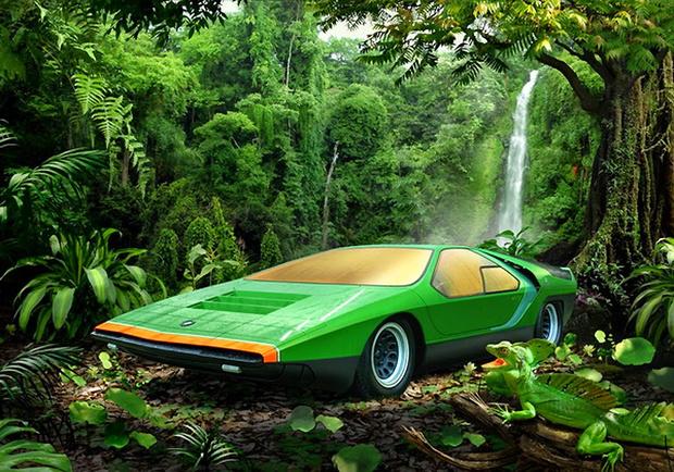 Фото №16 - Как представляли в прошлом автомобили будущего