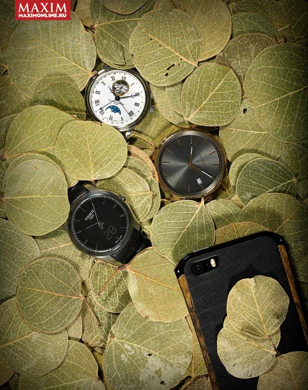 Фото №2 - Новое и новейшее время. Свежайшие часы этой осени