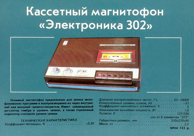Фото №18 - Советская реклама гаджетов