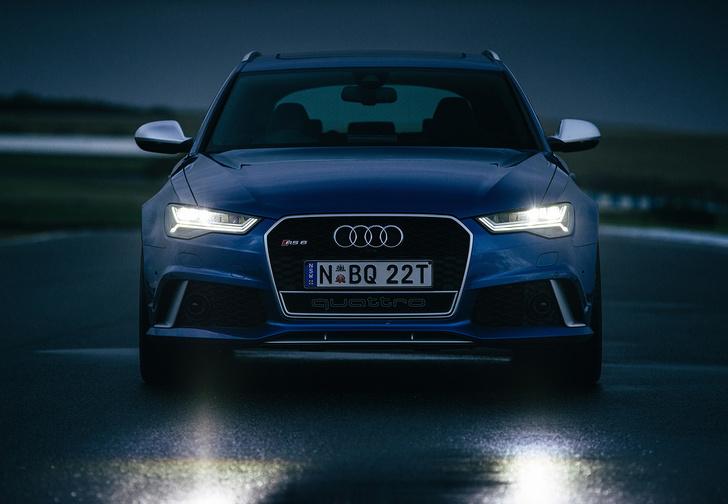 Фото №3 - Audi Ultimate Experience: такого тест-драйва ты ещё не видел