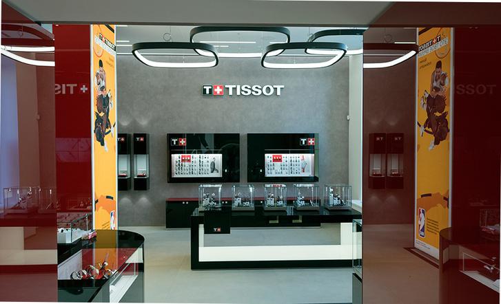 Привет, Tissot! Компания открывает бутик на главной улице Москвы