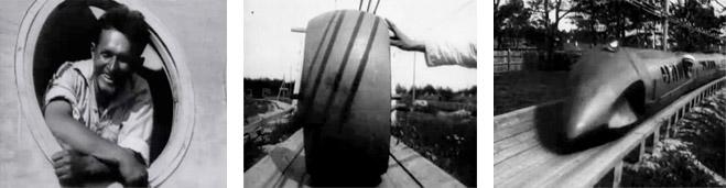 Фото №2 - История советского шаропоезда, чуть не перевернувшего представление о железной дороге в 30-х годах