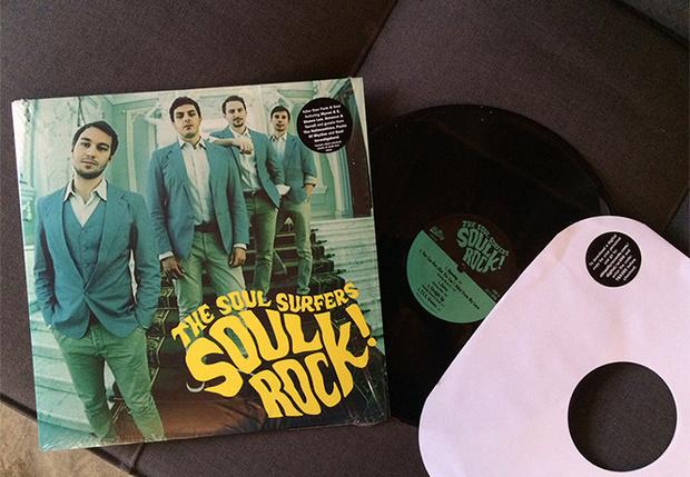 The Soul Surfers, Soul Rock!, винил
