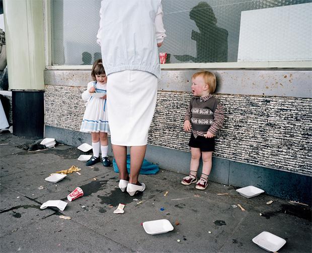 Фото №6 - Обычный туристический ад: фотографии английского курорта в 80-е