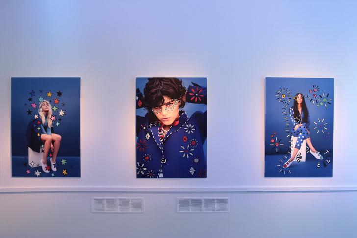 Фото №1 - Открытие первой в России выставки Nina Ricci — «Nina Ricci во сне и наяву»