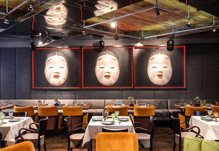 Фото №3 - Как можно удивить девушку японским рестораном?