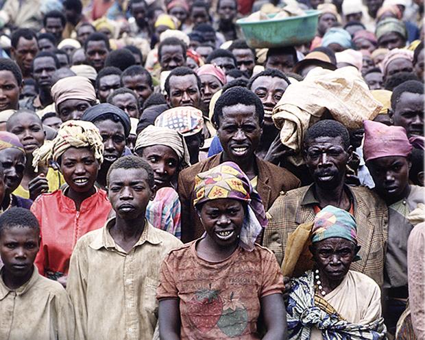 Фото №13 - Ночь тонких носов: история массового убийства одного руандийского племени другим
