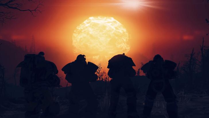 Фото №1 - Ученые поиграли в Fallout 76 и заявили, что ядерные взрывы — это вообще-то не смешно