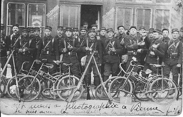 Фото №15 - Непридуманная история велосипедных войск