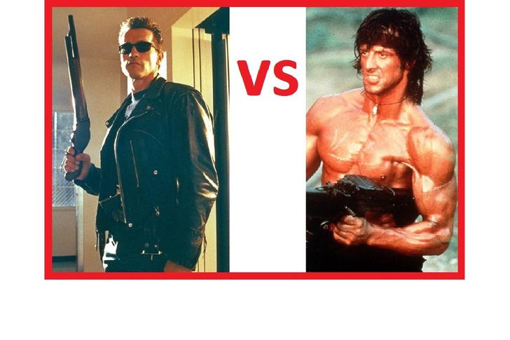 Фото №2 - Слай vs Арчи
