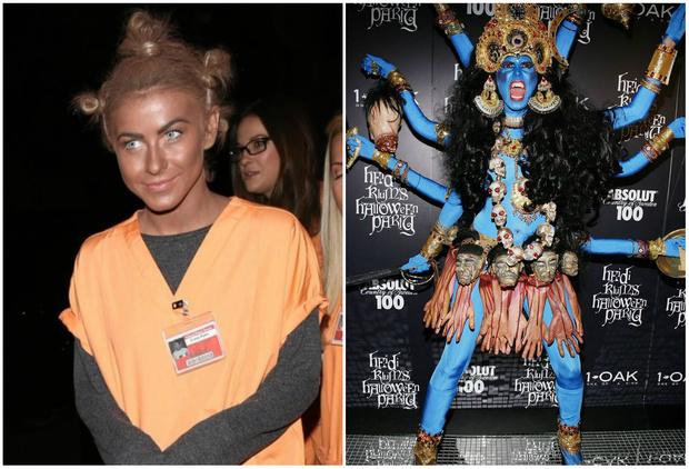 Фото №1 - 5 костюмов знаменитостей на Хеллоуин, которые оскорбили чувства всех