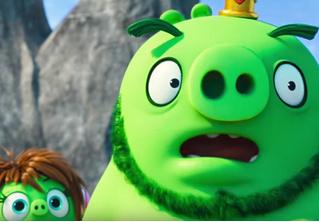 Первый — обледеневший — трейлер «Angry Birds в кино 2»