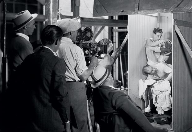 Фото №5 - Без права на улыбку: Бастер Китон — единственный человек, которого боялся Чаплин