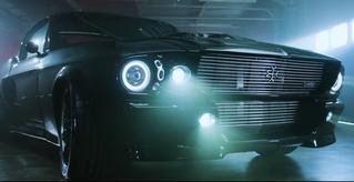 Британский стартап сделает электрический классический Ford Mustang