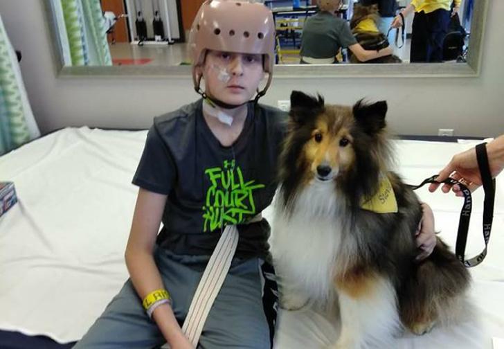 Фото №1 - Подросток в коме должен был стать донором органов, но вдруг очнулся! За день до операции, прикинь?!