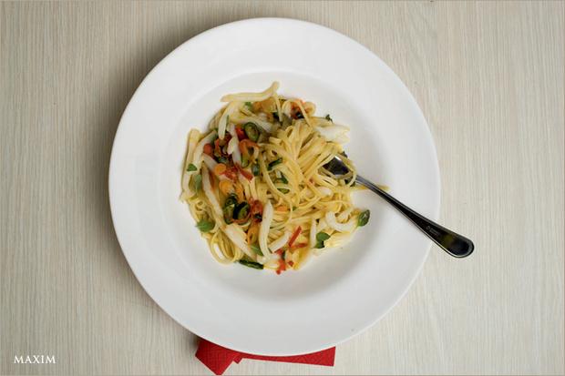 Фото №2 - Макароны по-любому! 6 простых и вкусных блюд из пасты