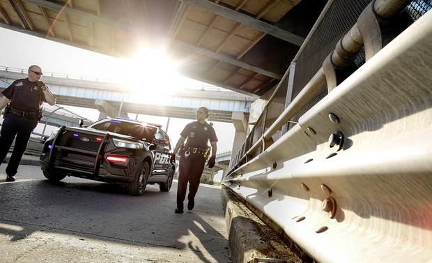 Фото №3 - Служить и догонять: на смену полицейскому седану приходит полицейский кроссовер