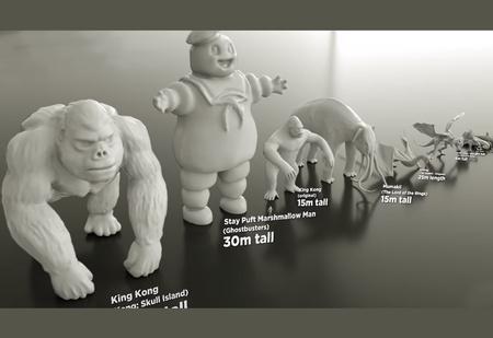 Шпаргалка на всю жизнь: Кинг Конг, Годзилла, Чужие — кто выше и толще? (Познавательное ВИДЕО)