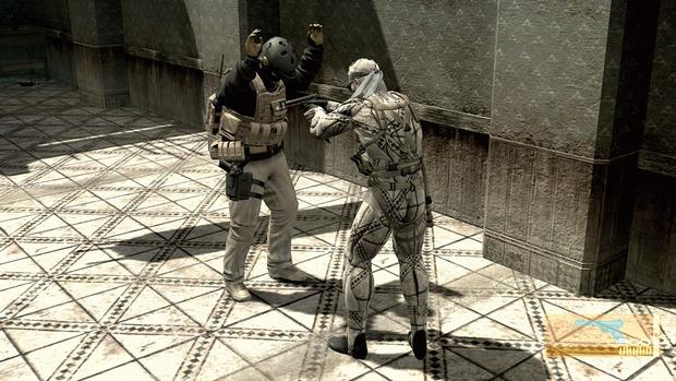 Фото №7 - Краткая история видеоигр на примере культовой серии Metal Gear Solid