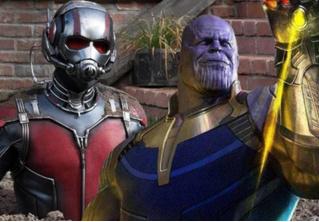 Поклонники «Мстителей» обсуждают противоречивую теорию о Таносе и Человеке-Муравье