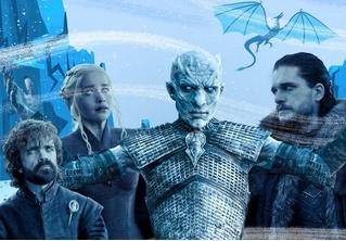 Фанаты нашли в новом постере «Игры престолов» намек на то, кто сядет на Железный трон