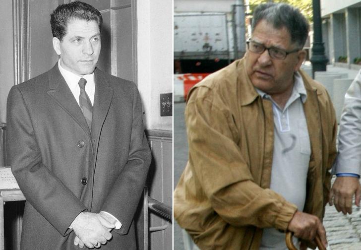 Фото №1 - Самый старый мафиози в мире досрочно выпущен из тюрьмы по случаю своего 100-летия