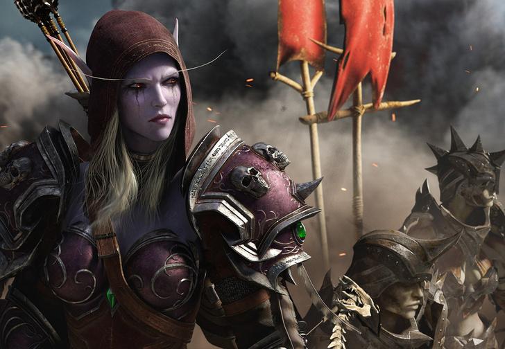 Фото №1 - Battle for Azeroth все ближе: в World of Warcraft началось сражение за Тельдрассил