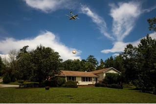 В США первая компания получила лицензию на доставку грузов дронами