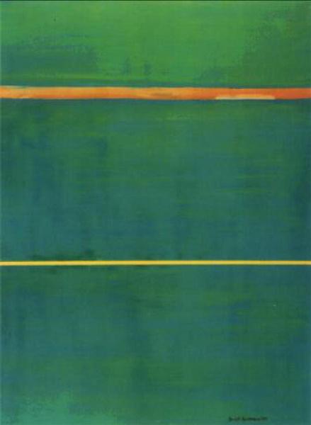 Дионисий (Барнетт Ньюман, 1959)