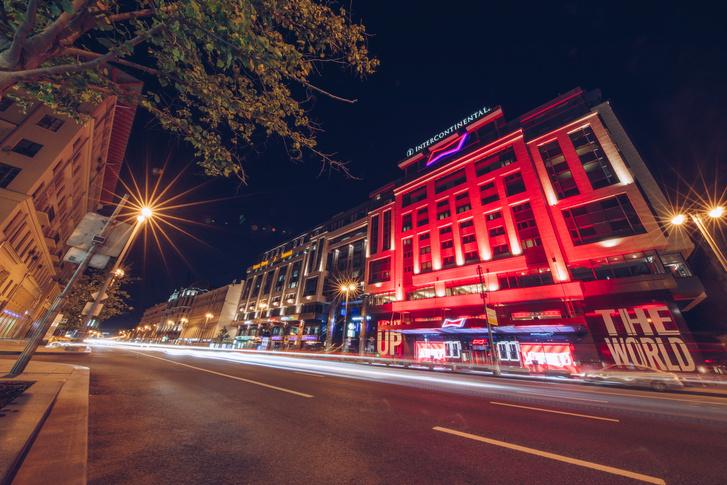 Фото №1 - BUD Hotel: открытие самого стильного отеля мирового первенства