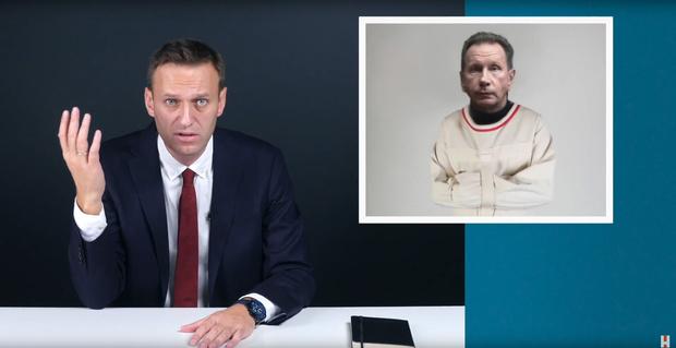 Фото №1 - Навальный ответил генералу Золотову, который вызвал его на дуэль