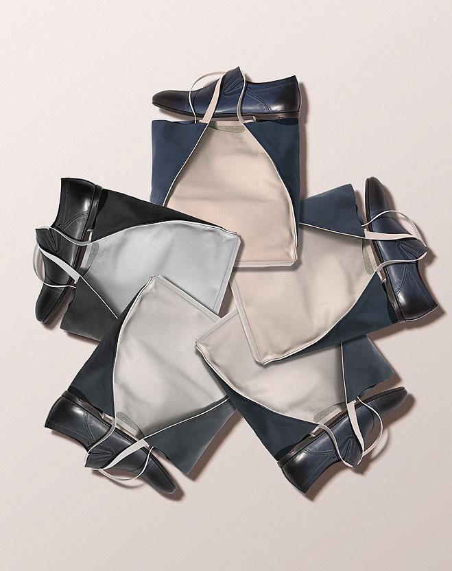Туфли Mascotte, сумка Dior Homme