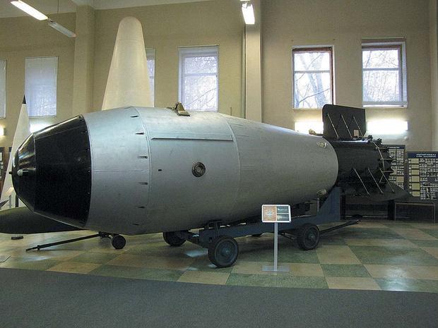 Фото №1 - «Кузькина мать»: история самой мощной ядерной бомбы в истории