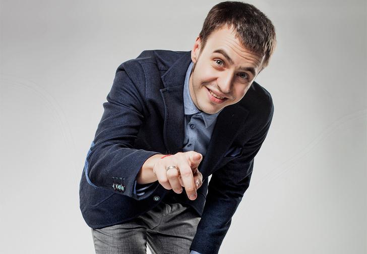 Иван Абрамов, Stand Up на ТНТ
