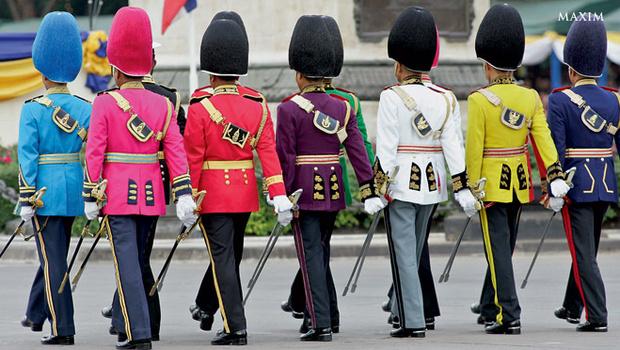 Фото №7 - Военные и смешные: самая чудная форма армий мира