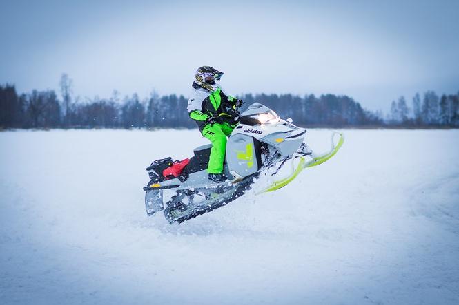 Праздник снега и зимы в «Конаково Ривер Клаб»