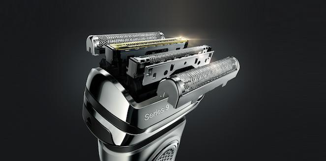 Фото №3 - Braun Series 9 — целых два новых слова и одна цифра в сочетании дизайна и высоких технологий для безупречного бритья!