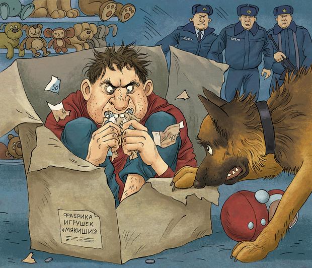 Фото №5 - 14 самых идиотских преступлений последних лет